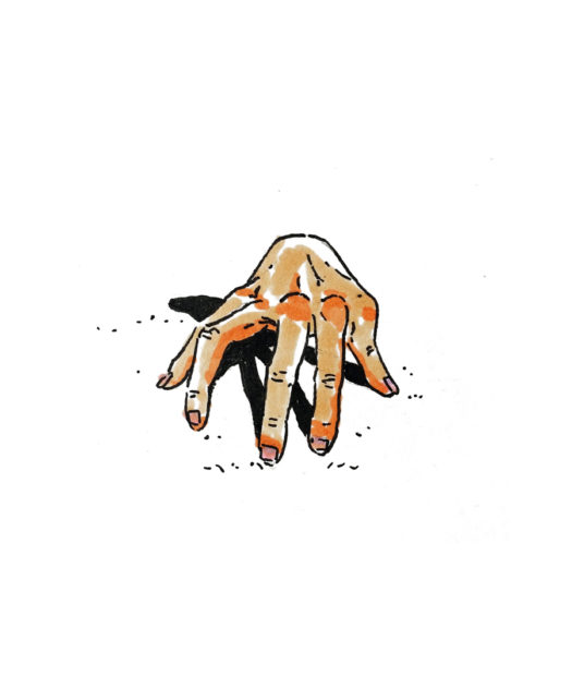 "MPB01 - ""Hands"" by Bret Norwood - horror story"