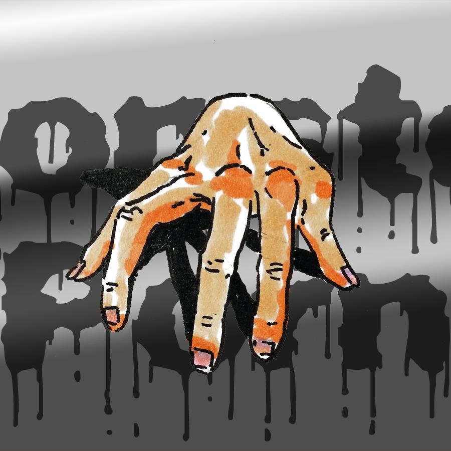 """""""Hands!"""" on Monster Porn Horror Podcast"""