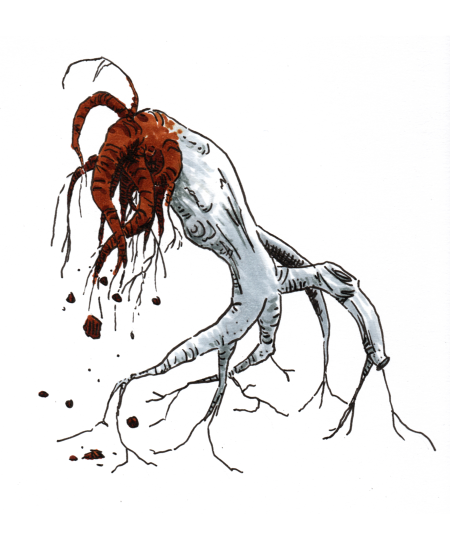 """""""Trees"""" by Bret Norwood on Monster Porn Podcast: Horror Stories"""