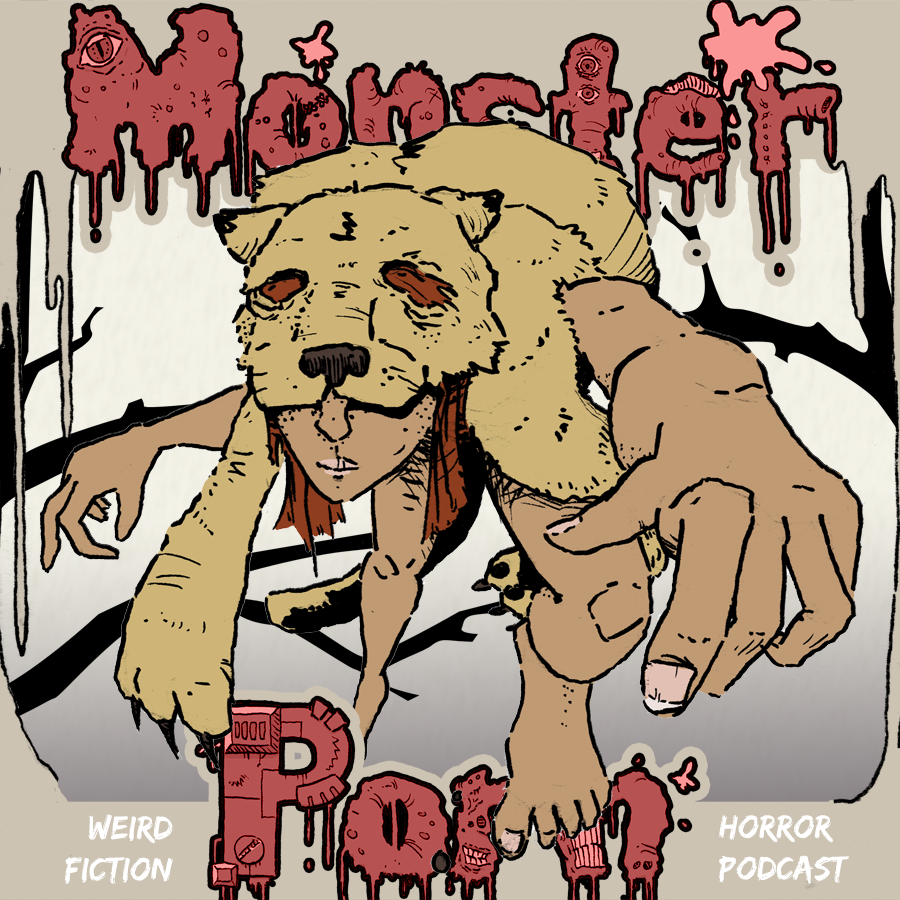 """""""Ghost Cat"""" (A Weird Wampus Cat of the West) by Bret Norwood on Monster Porn Weird Fiction & Horror Podcast"""